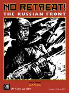 No Retreat! : The Russian Front